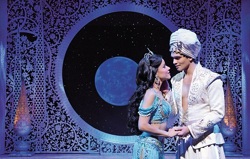Disneys Aladdin - Das Musical © Stage Entertainment