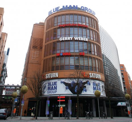 Blue Man Group - Blue Max Theater © Stage Entertainment/Worldwide