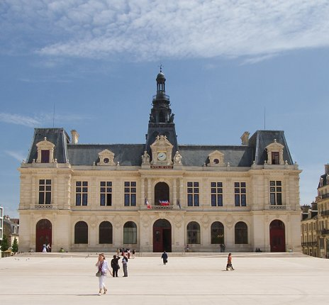 In Poitiers © Toanet-fotolia.com