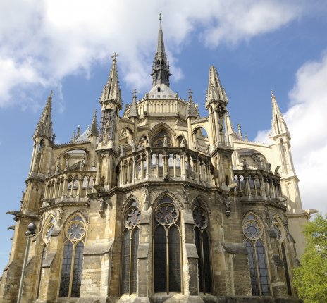 Kathedrale in Reims © ivan_varyukhin-fotolia.com