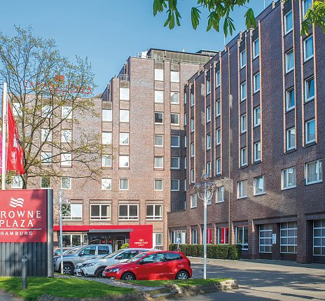 Crowne Plaza Hamburg City Alster © IHG