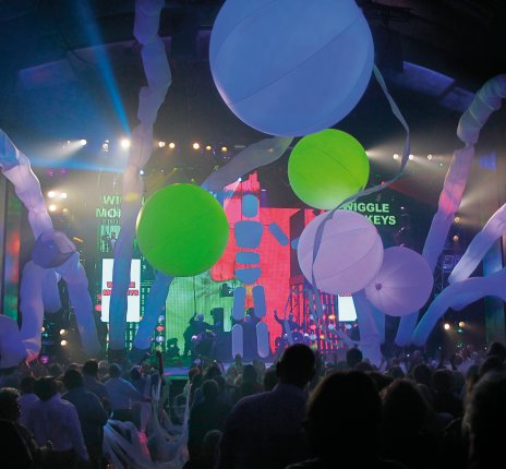 Blue Man Group Berlin © Stage Entertainment/Europe