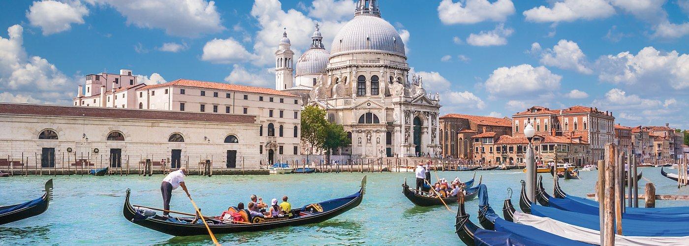 Peters Reisedienst - Gardasee, Venedig mit Murano & Burano